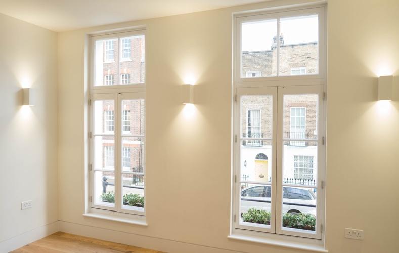 Sash windows -Marylebone