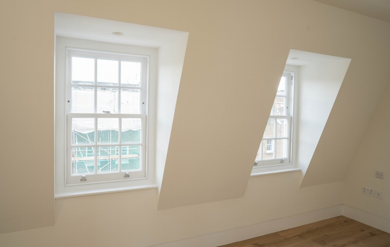 Sash windows Accoya - K&D Joinery, London