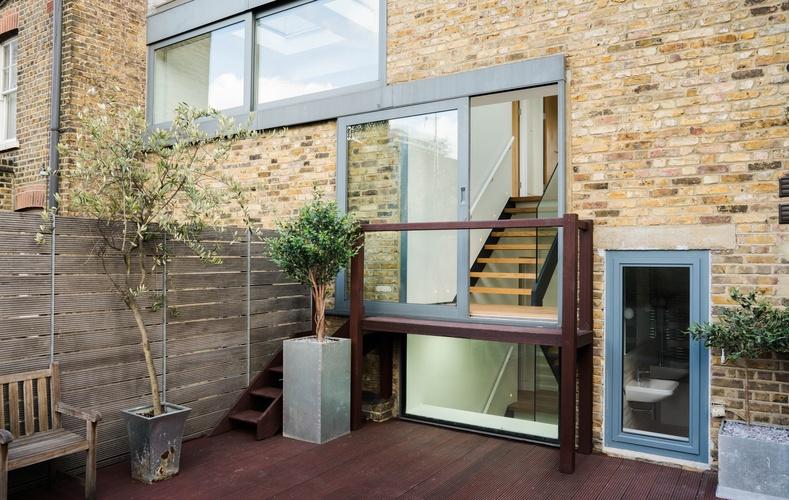 Garden Door - West London