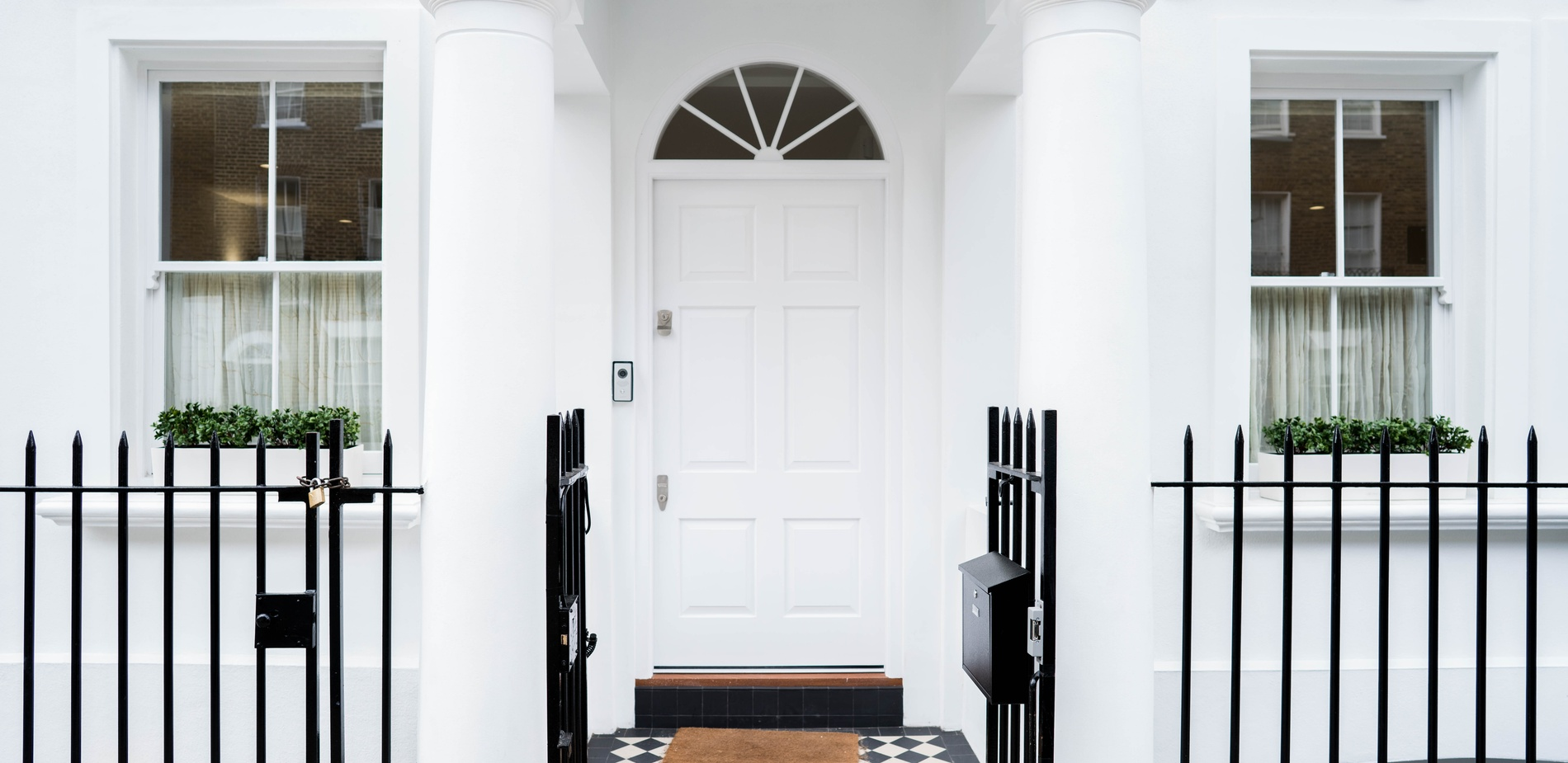 Timber Front Doors, Wooden, Marylebone