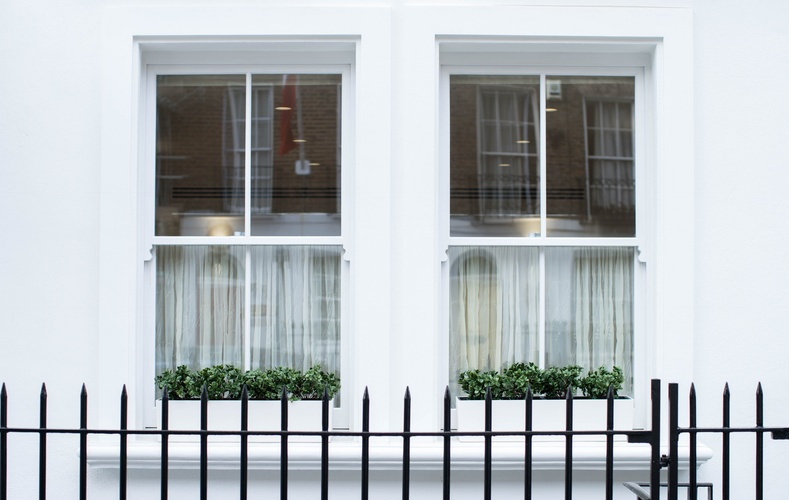 Beautiful Sash Windows - K&D Joinery