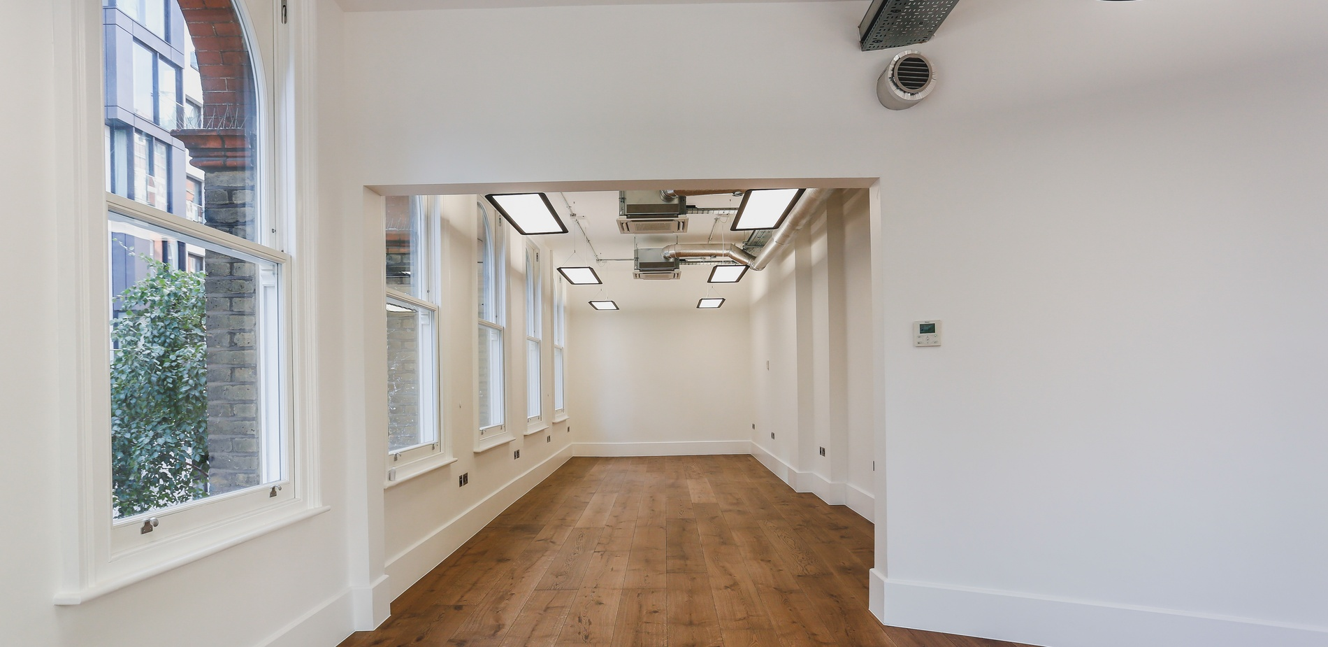Timber Sash Windows - Central London - K&D Joinery