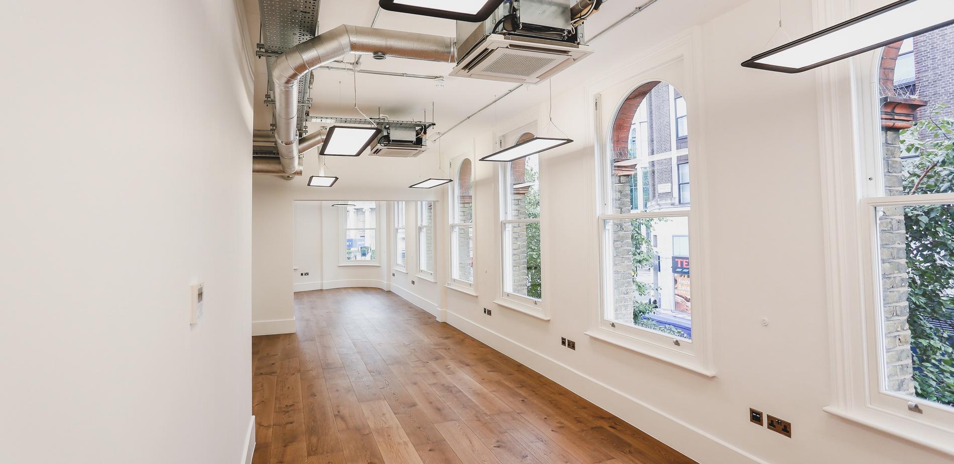 Timber Sash Windows Manufacturer - Central London - K&D Joinery