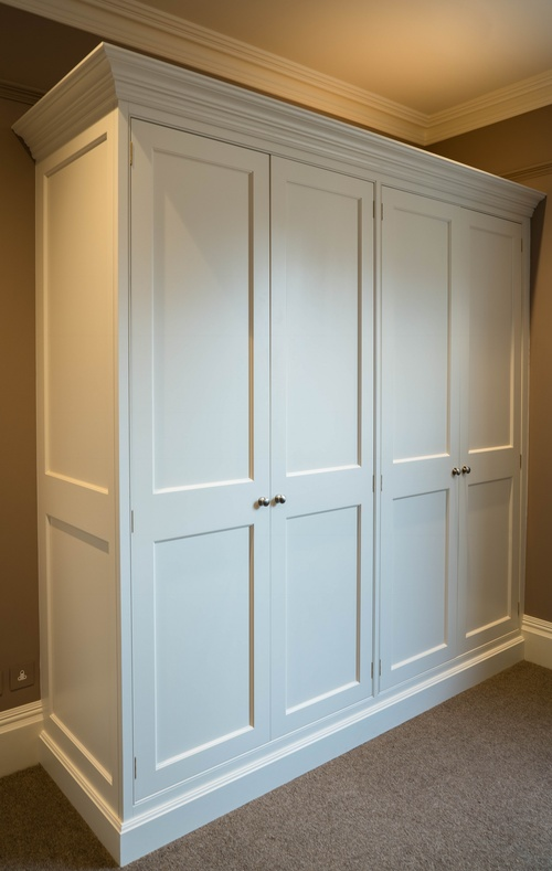Wardrobe - K&D Joinery London
