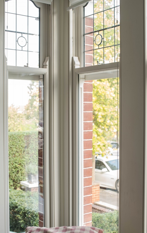 Wood Sash Window installed London