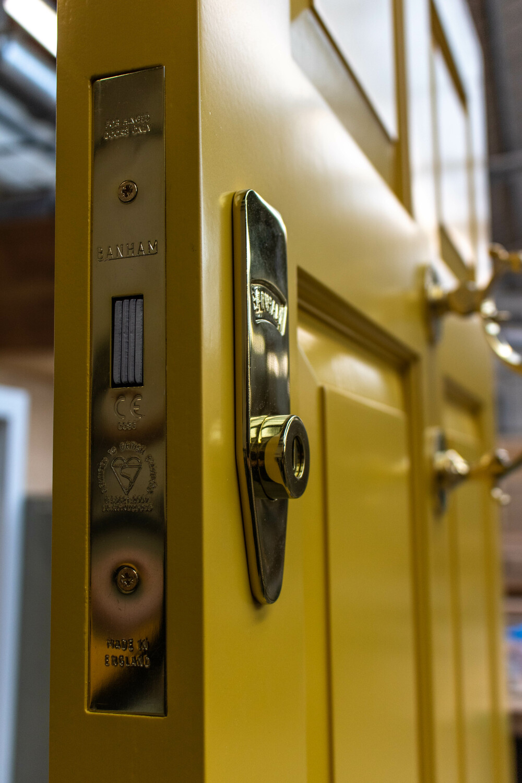Front Door manufacturer. K&D Joinery, London
