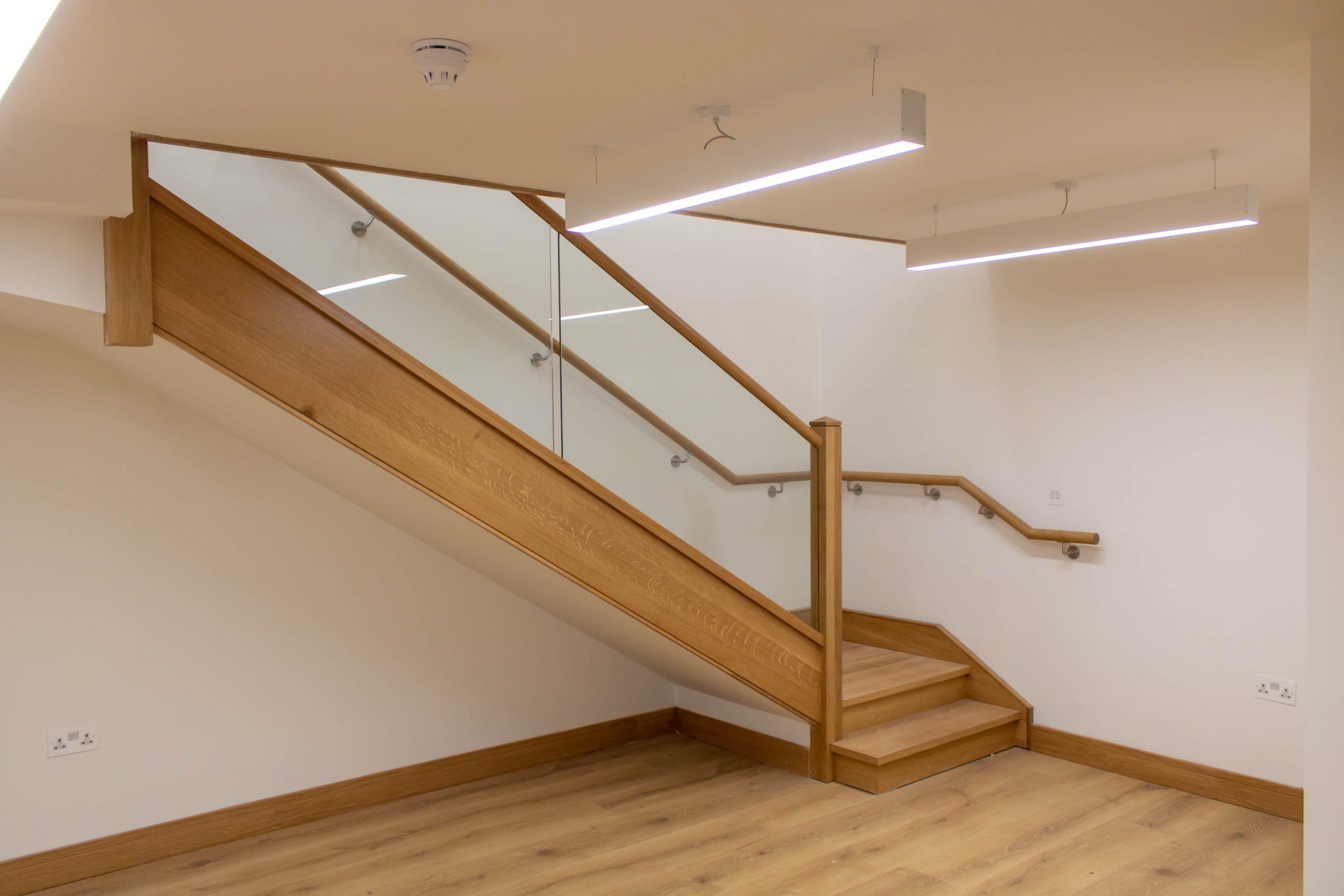Kandd handrail stairs design
