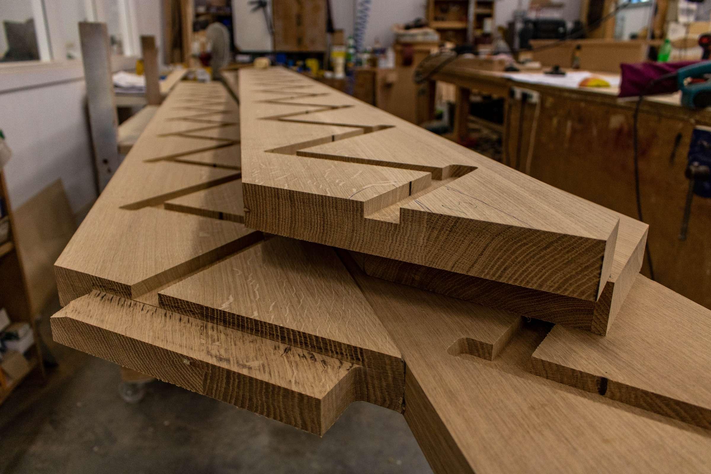 Kandd elegant wood design