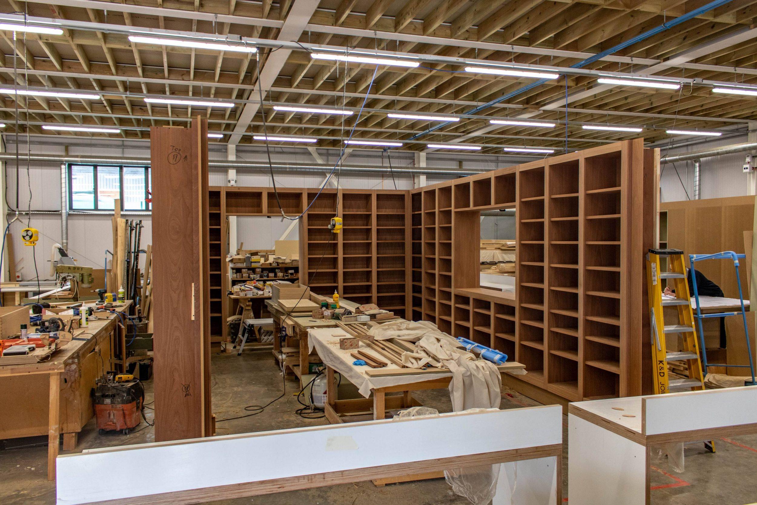 Kandd workshop design progress