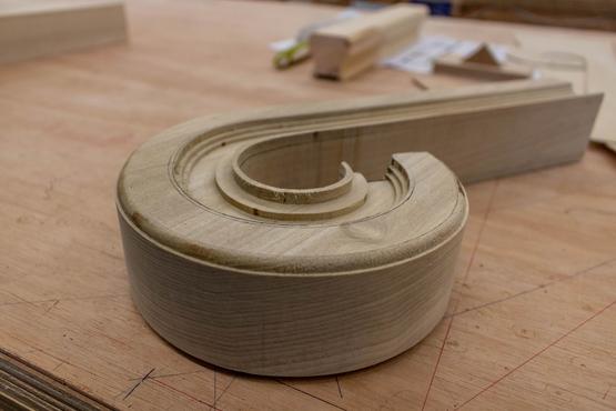 Kandd Stairs round design